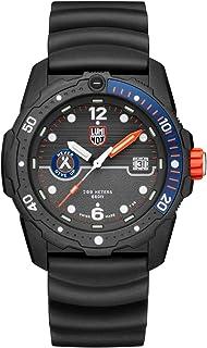 ساعة معصم لومينوكس بإصدار محدود بير جريلز 3723 | أسود/أزرق