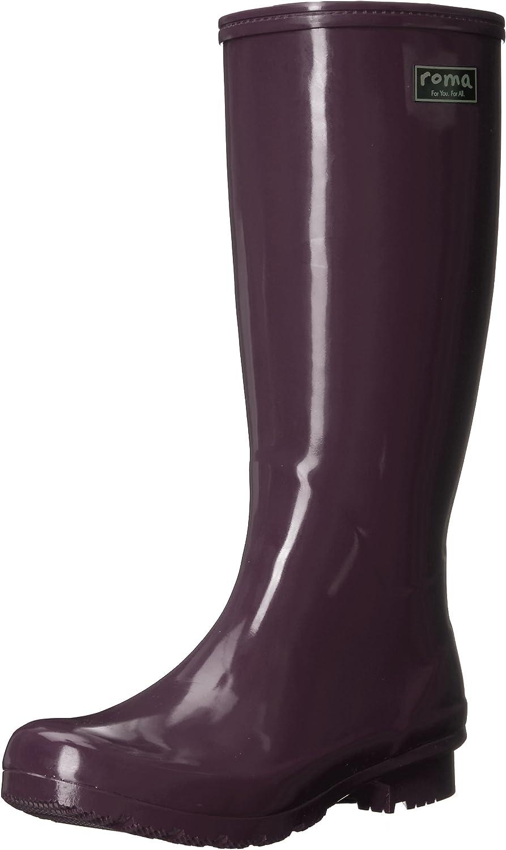 Roma Boots Womens Emma Classic Rain Boot