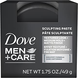 Dove Men+Care Hair Styling Sculpting Paste 1.75 oz