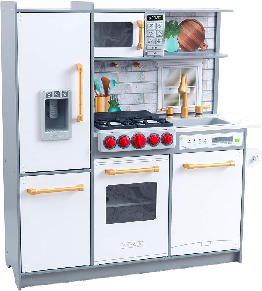Kidkraft cucina giocattolo in legno per bambini 53437