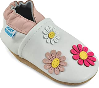 Soft Sole Leather Baby Shoes - Baby Boy Shoes - Baby Girl Shoes Moccasins…