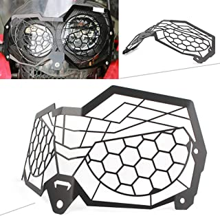 Alina-Shops - CRF250 RALLY Front Headlight Grille Guard Protective Cover For Honda CRF250 Rally - Motorcycle Accessories