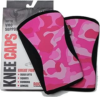 RockTape Assassins 5mm Knee Sleeves (2 Sleeves)