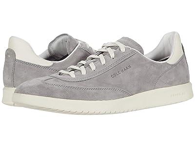 Cole Haan Grandpro Turf Sneaker (Ironstone Suede) Men
