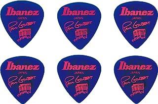 Ibanez B1000PGCA Paul Gilbert Signature Picks 6 Pack, Candy Apple Jewel Blue