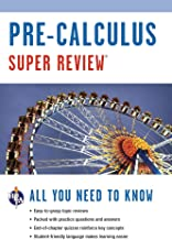 Super Review:Pre Calculus