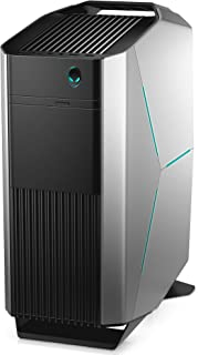 Dell ゲーミングデスクトップパソコン ALIENWARE AURORA Core i7 エピックシルバー 20Q13/Win10/32GB/256GB SSD+2TB HDD/RTX2080