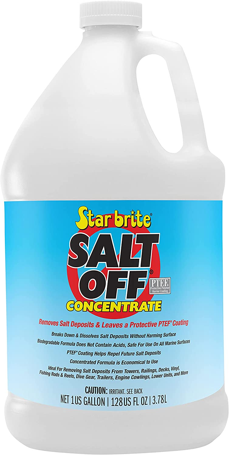 STAR BRITE Salt Off Max 77% famous OFF PTEF Protector with