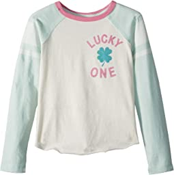 PEEK - Lucky One Tee (Toddler/Little Kids/Big Kids)