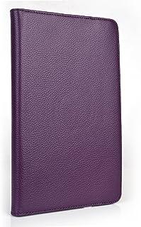 Kroo Flip Folio 360 Case with Kickstand for 2G Nexus 7 Tablet - Purple (MGNNRTU1-6762)