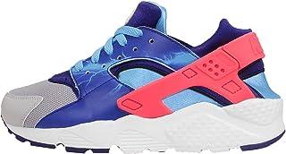 NIKE BOYS HUARACHE RUN PRINT SNEAKER Multi-Color - Footwear/Sneakers 5Y