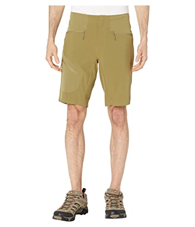 Mammut Sertig Shorts (Olive) Men
