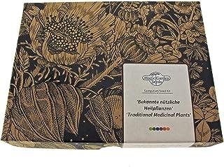 Magic Garden Seeds Plantas medicinales - Kit de Semillas