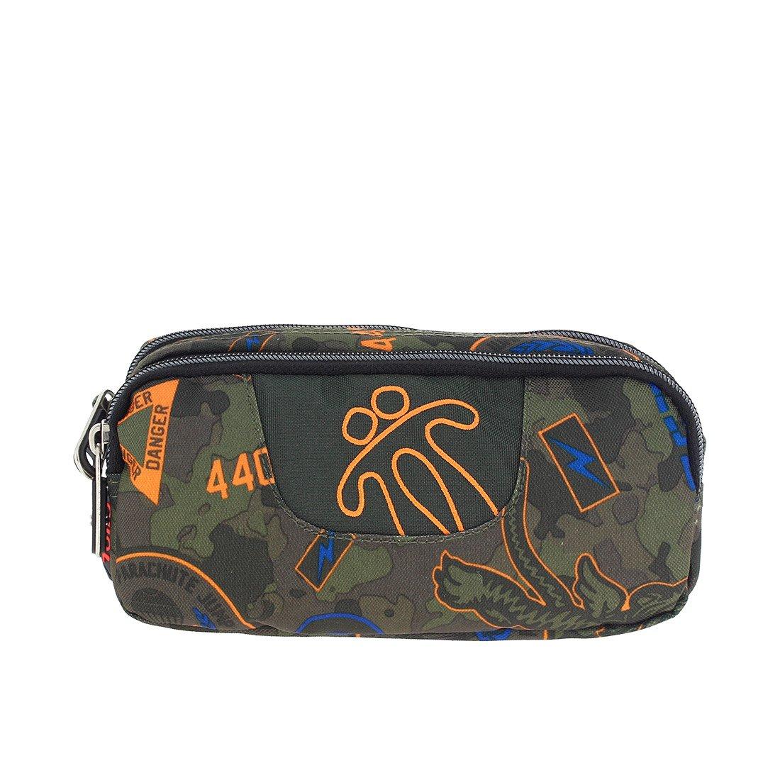 Totto Colección Ecole - Sobre - Estuche con Dos Compartimentos, 9.5 x 20 x 7 cm, Multicolor: Amazon.es: Oficina y papelería