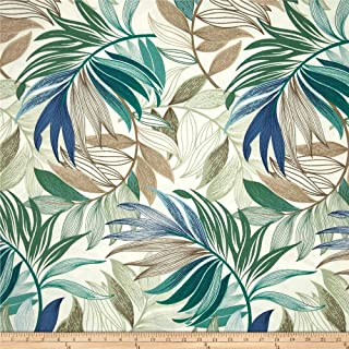 Richloom Fabrics Richloom Solarium Outdoor Oasis Chambray