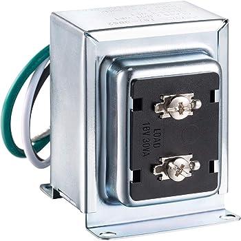 Doorbell Transformer 16v 800ma Power Adapter For Ring Video Doorbell Ring Video Doorbell Pro And Ring Video Doorbell 2 Transformer Compatible With Nest Hello Doorbell And Zmodo Smart Doorbell Amazon Com