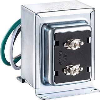 Best Doorbell Transformer Compatible with Ring Video Doorbell Pro 16v 30va Hardwired Door Chime Transformer Review