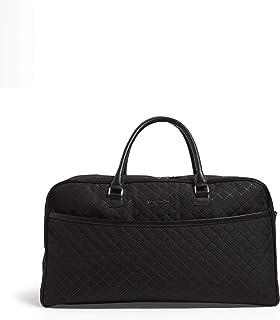 Vera Bradley womens Iconic Lay Flat Duffel Bag