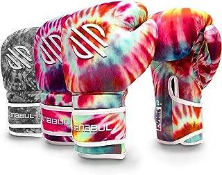 Sanabul Funk Strike Tie Dye Gel Boxing Kickboxing Training Gloves