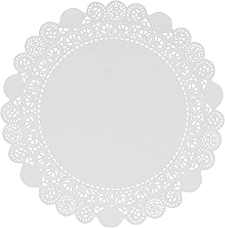 Royal 12 Inch Disposable Paper Lace Doilies, Package of 500