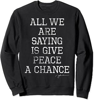 John Lennon - All We Are Saying Sweatshirt