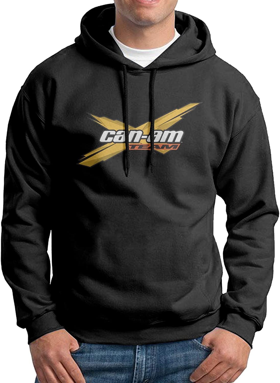 Mens Can Am Spyder Long-Sleeved Sweaters are Durable and A Fashion Killer