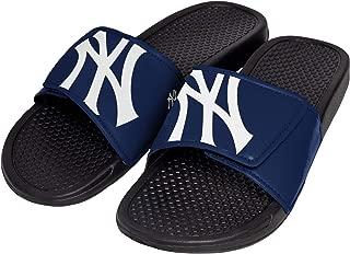 Boston Red Sox Mens Sport Slide Flip Flop Sandals