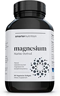 The Right Form of Magnesium - Highest Concentration. Highest Bioavailability. No Laxative Effect. Easily Digestible in a V...