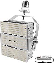 240W Shoebox LED Retrofit Kit (1000W MH/HPS/HID Equivalent), ETL DLC Listed, E39 Mogul Screw Base 5700K Daylight Retrofit Lights for Parking Lot, Canopy, Tennis Court