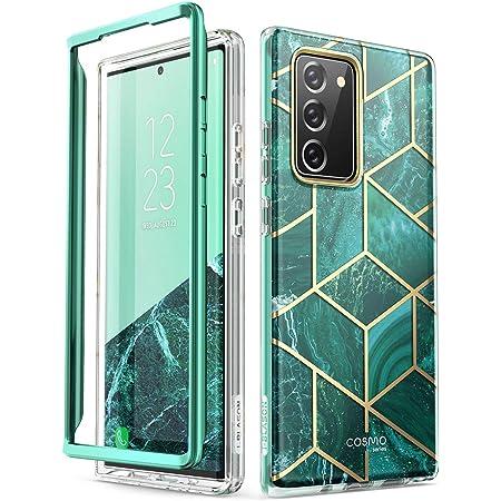 I Blason Glitzer Hülle Für Samsung Galaxy Note 20 6 7 Handyhülle Bumper Case Glänzend Schutzhülle Cover Cosmo Ohne Displayschutz 2020 Grün Elektronik