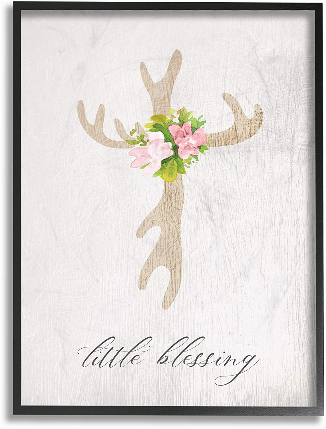 The Kids Room By Stupell Floral Little Sales of SALE items from new works Antler Inventory cleanup selling sale Cross Blessing Bab