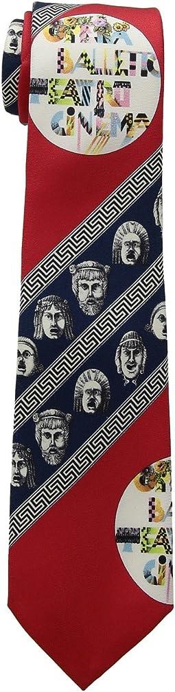 Versace - Printed Tie