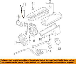 Ford F81Z-6754-AA - TUBE - OIL LEVEL IND