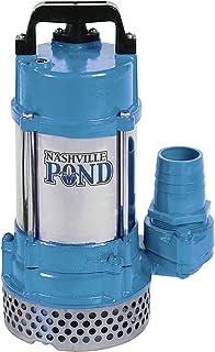Nashville Pond A-05 General Duty Water Pump 115v 1/2HP 3000GPH