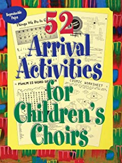 Best children's choir activities Reviews