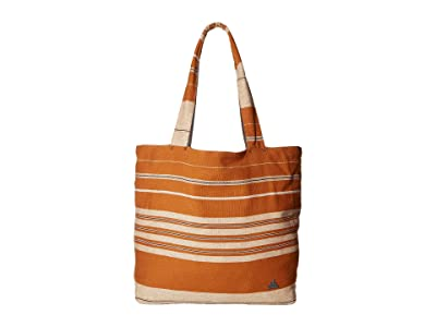 Prana Cinch Tote (Adobe) Tote Handbags