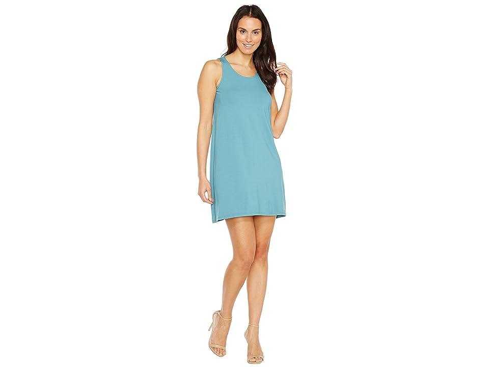Lilla P Tie Back Dress (Enamel) Women