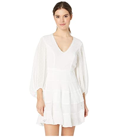 Bardot Mae Lace Dress (Ivory) Women