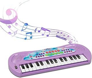 SAOCOOL Kids Piano, 32 Keys Piano Keyboard Multifunction Ele