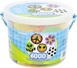 Perler 42766 Bead Bucket, Multicolor