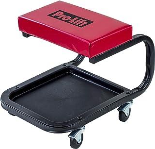 Pro-LifT C-2701 Creeper Seat with Tool Tray - 250 Lbs Capacity