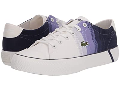 Lacoste Gripshot 120 3 (Navy/Off-White) Women