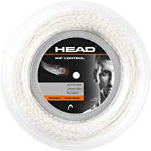 Head Unisex's Rollo Rip Control Reel 03/04 Racquet String-Multi-Colour/White, Size 16