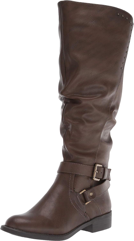 WHITE MOUNTAIN Women's Liona Knee High Boot