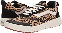 (Mini Leopard) Black/Marshallow