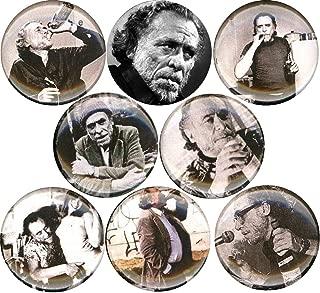Charles Bukowski x 8 New 1