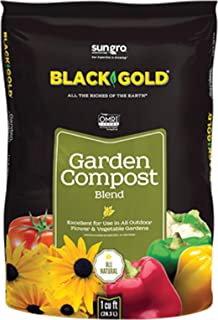 black gold compost blend