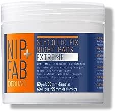 nip and fab glycolic fix extreme pads