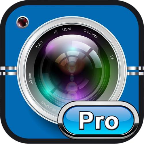 『HD Camera Pro - 無音シャッター』の1枚目の画像
