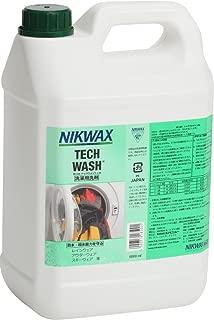 ニクワックス(NIKWAX) テックウォッシュ 5L 【洗剤】 EBE185
